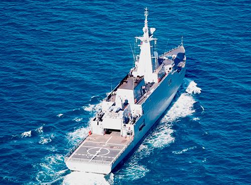 Saudi Arabia Orders Five Corvettes from Navantia