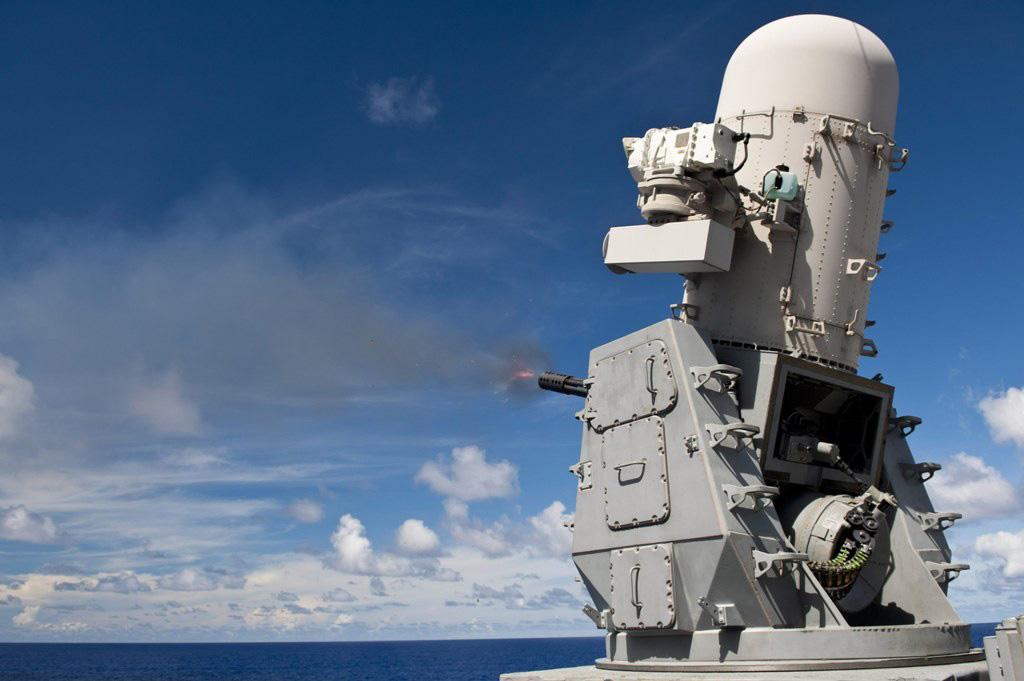 Saudi Arabia Orders MK 15 Phalanx Close-In Weapons System
