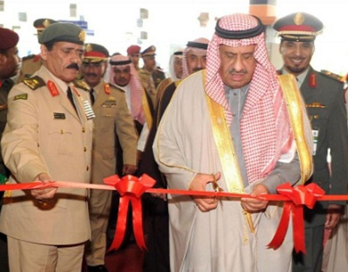 Saudi Defense Ministry to Hold Largest Regional Spare Parts Exhibition