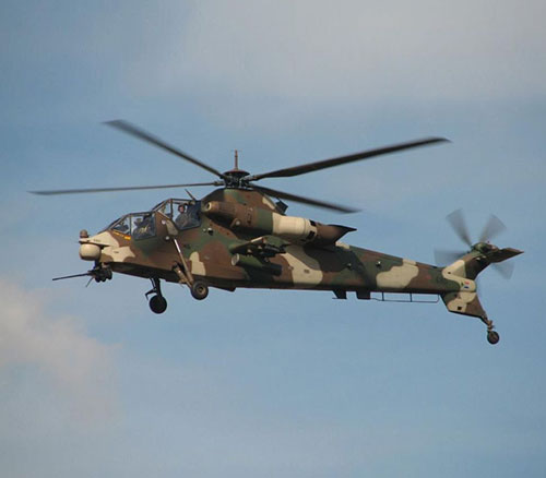 South Africa Amends Inspection Clause in Arms Export Rules