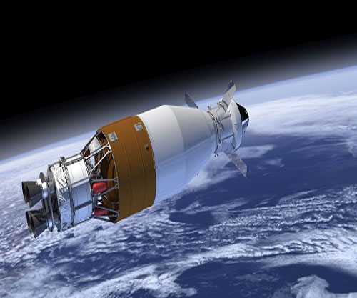Space Launch System Exploration Upper Stage Passes Critical Design Review
