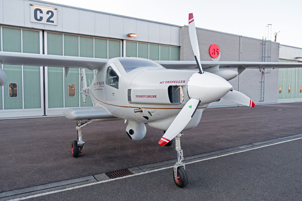Stemme to Present Optionally Piloted Vehicle (OPV) at ILA Berlin