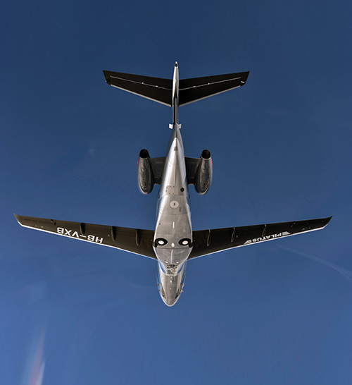 Strata Delivers First Shipset for PC-24 Business Jet