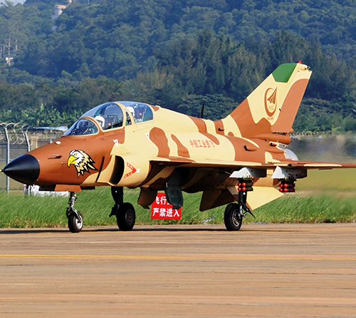 Sudanese Air Force Receives Last Chinese FTC-2000 Jets