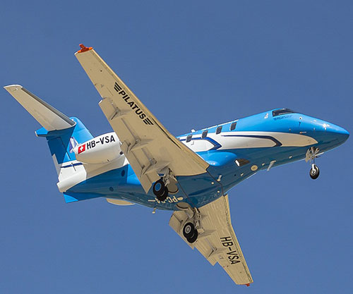 Tawazun, Pilatus Ink Offset Agreement for More PC-24 Components from Strata