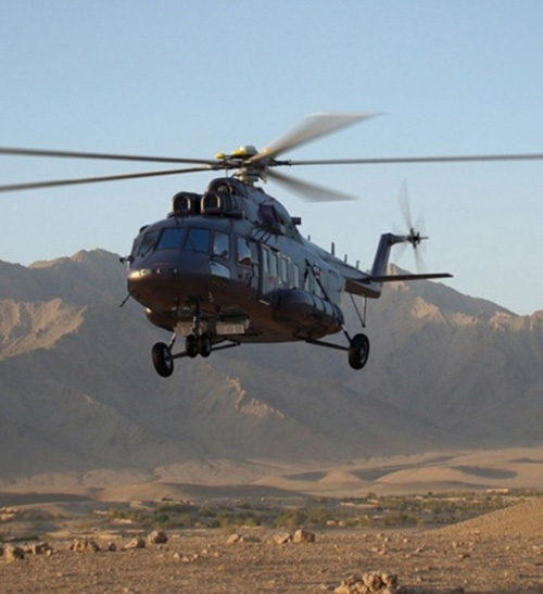 Tests Start on Upgraded Mi-171E Multipurpose Helicopter