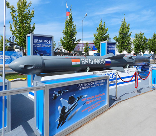Tests of Extended-Range BrahMos Cruise Missiles Set for 2020