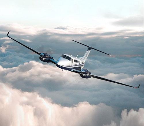 Textron Aviation Unveils Next Generation Beechcraft King Air 360