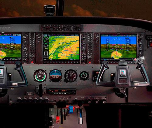 Textron Enhances Cessna Caravan, Grand Caravan EX Flight Deck Features