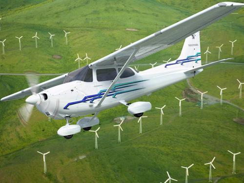 Textron Aviation's Turbo Skyhawk JT-A Gets Certifications