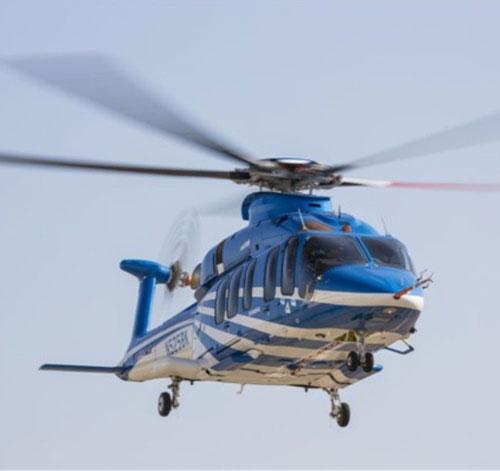 Bell 525 Relentless Resumes Flight Test Program