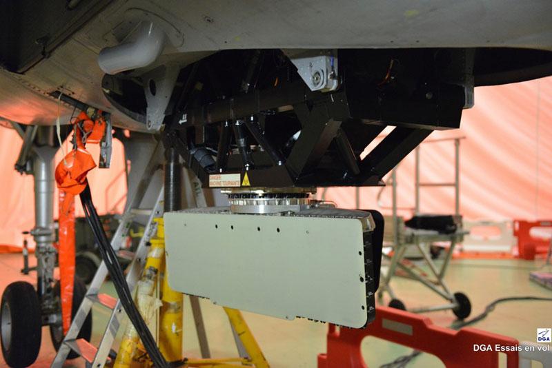 Thales SEARCHMASTER radar Starts First Flight Test