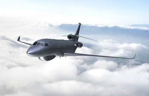The Falcon Epicure to Serve the French Air Force