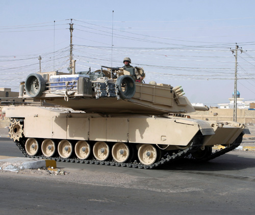 Kuwait to Upgrade M1A1 Abrams Tanks