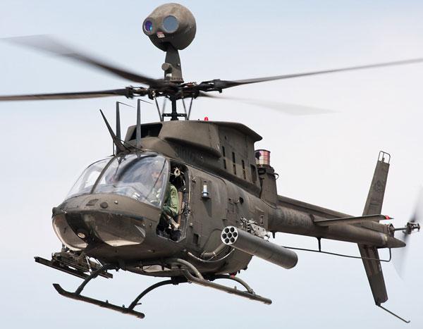 Tunisia to Receive 24 OH-58D Kiowa Warrior Aircraft