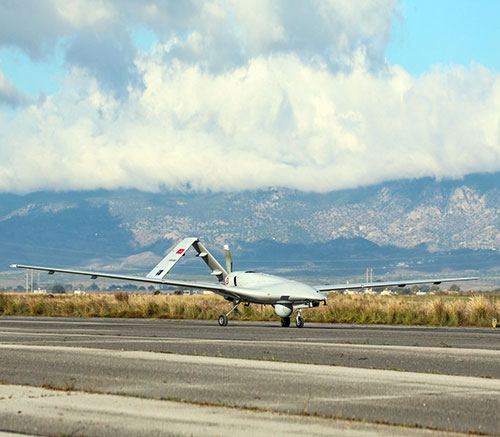 Turkey's Bayraktar TB2 Drone Completes 200,000-Hour Flight Time
