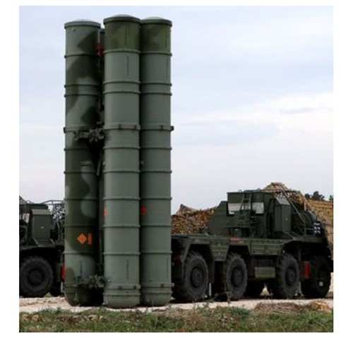 Turkey Buys 4 Russian S-400 Systems at $2.5 Billion