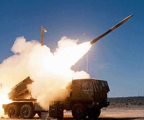 U.S. Army Orders 9,500 GMLRS Rockets from Lockheed Martin