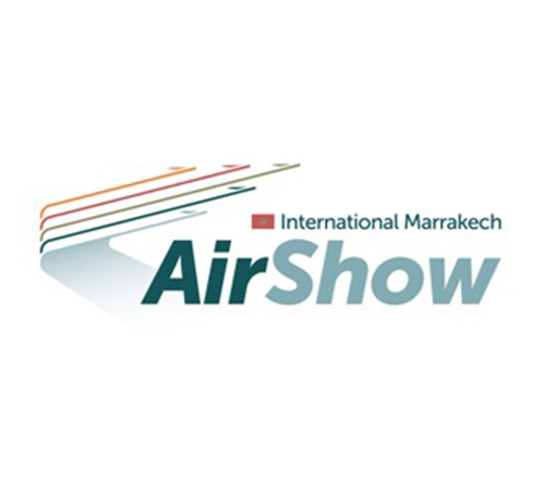 UAE Defense Minister Visits Marrakech Air Show 2018