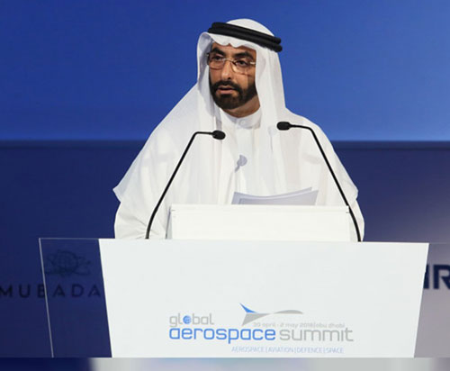 UAE Defense Minister to Address Industry Challenges at Global Aerospace Summit