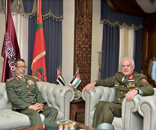 UAE Discusses Defense Cooperation With Jordan, Mauritania