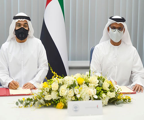 UAE General Civil Aviation Authority, Mohamed bin Zayed University for Humanities Sign MoU