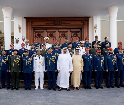 "UAE Holds ""First Summit for Military Attachés"""
