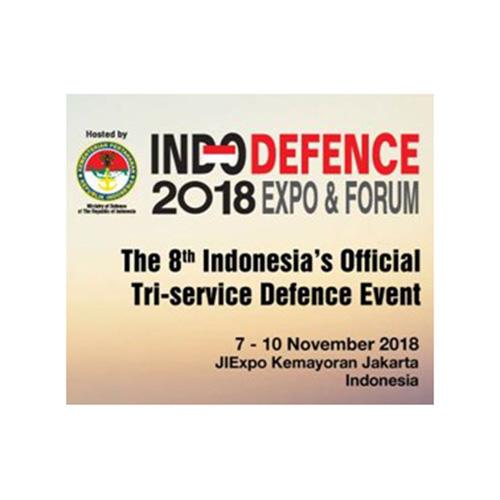 UAE Ministry of Defence Delegation Visits Indo Defence 2018