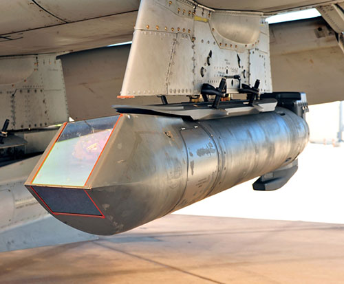 UAE Orders Additional Lockheed Martin Sniper Advanced Targeting Pods