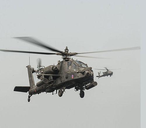 UAE Orders Spare Parts for its AH-64 Apache, UH-60 Black Hawk, CH-47 Chinook Fleet