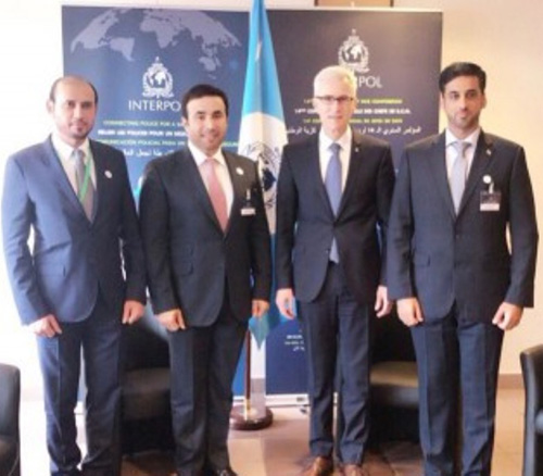 UAE Participates in Interpol's 14th Heads of NCB Conference