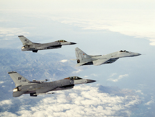 US Air Force Secretary Calls for 24% Increase in Squadrons