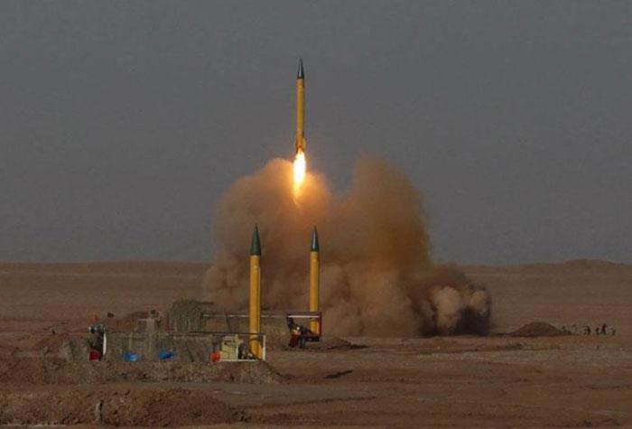 US Imposes Sanctions on Iran's Ballistic Missile Program