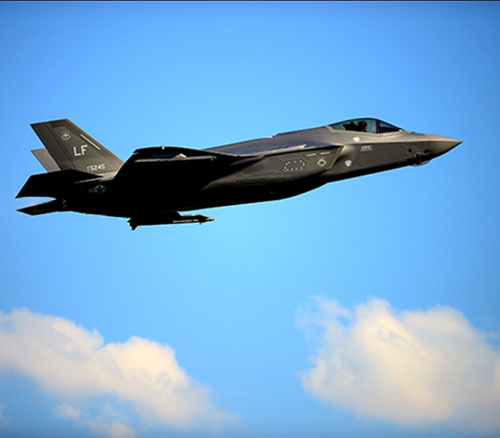 "US Official: ""Positive Talks Underway on Selling F-35 to UAE"""