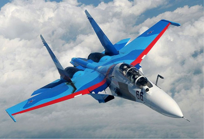 """US Would """"Veto"""" Sale of Russian Su-30 Fighter Jets to Iran"""