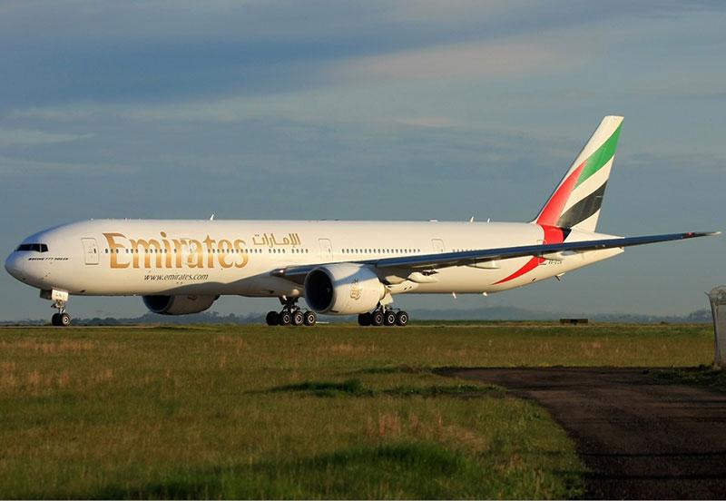 UTC Aerospace, Revima to Provide Landing Gear Repair to Emirates' Boeing 777-300ER