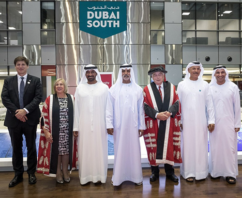 University of South Wales Opens Aerospace Academy in Dubai South