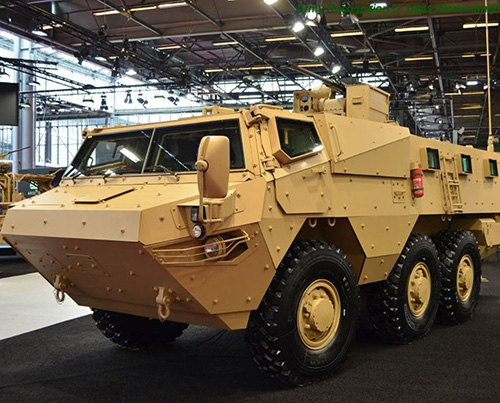 VAB Mk3, Arquus' Jewel for Export Markets