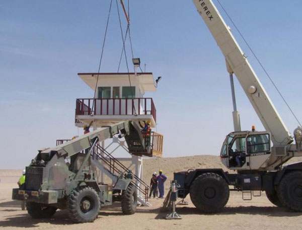 Vectrus Extends Contract with U.S. Army Base in Kuwait