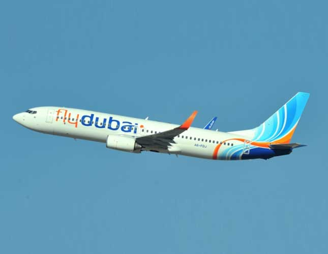 AAR Awarded flydubai PBH Contract