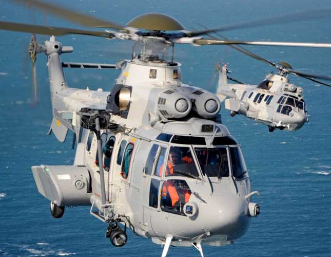 Singapore Ministry of Defense Orders H225M Helicopters