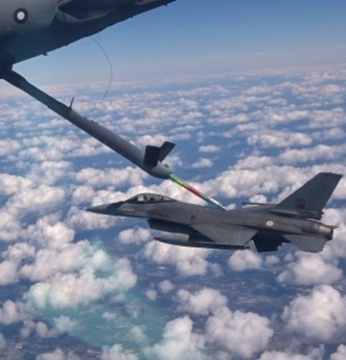 Airbus Achieves Automatic Air-to-Air Refueling Contact