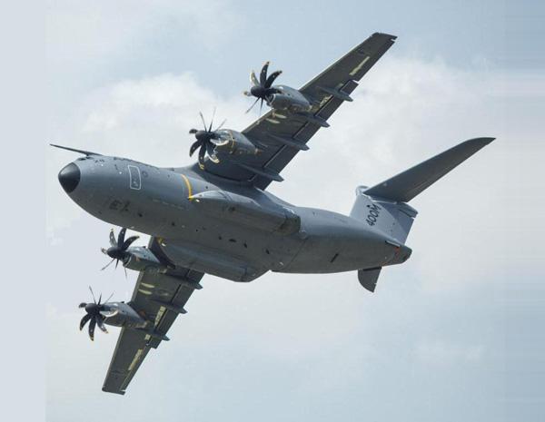Airbus Plans Major Presence at Paris Air Show