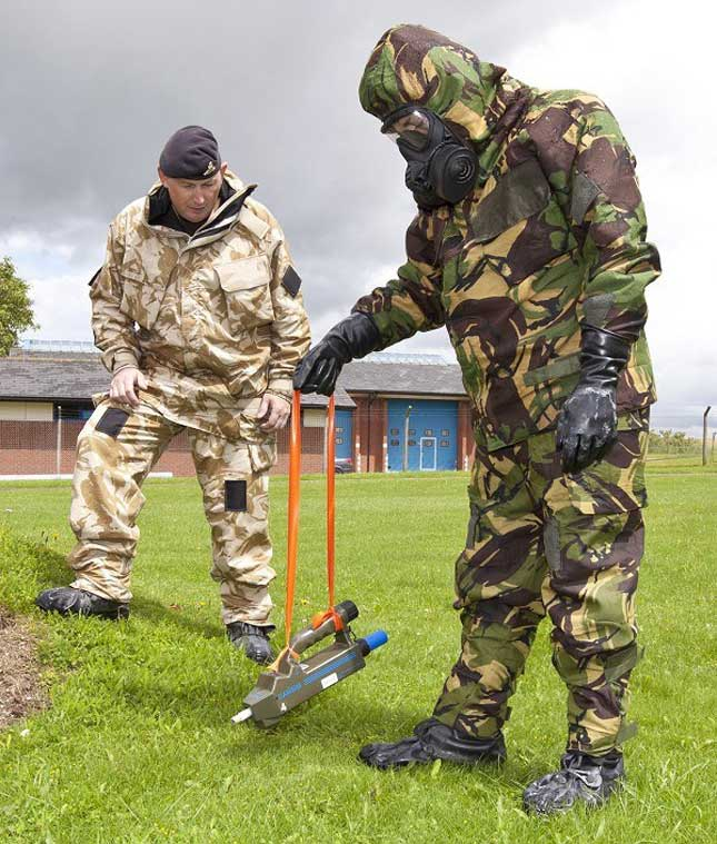 Argon Wins First Middle East CBRN PlumeSIM Order