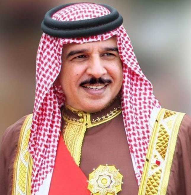 Bahraini King to Attend Russia's Army-2016 Military Expo