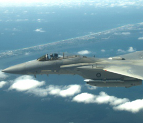Boeing, USAF Demo Airborne Networking System