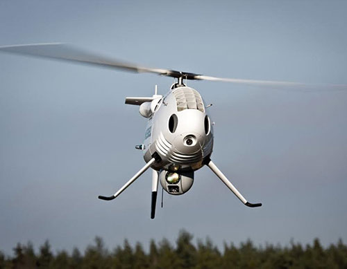 CAMCOPTER® S-100 Heading Towards Manned-Unmanned Teaming Operations