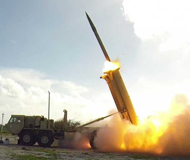 THAAD Deployment Halts South Korea-China Defense Talks