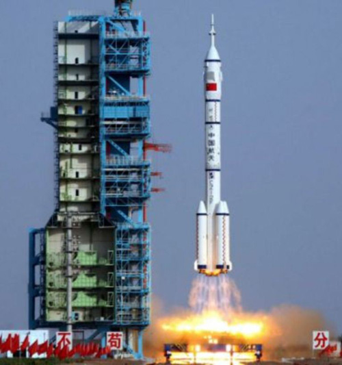 China Building Spacecraft For Manned Moon Mission