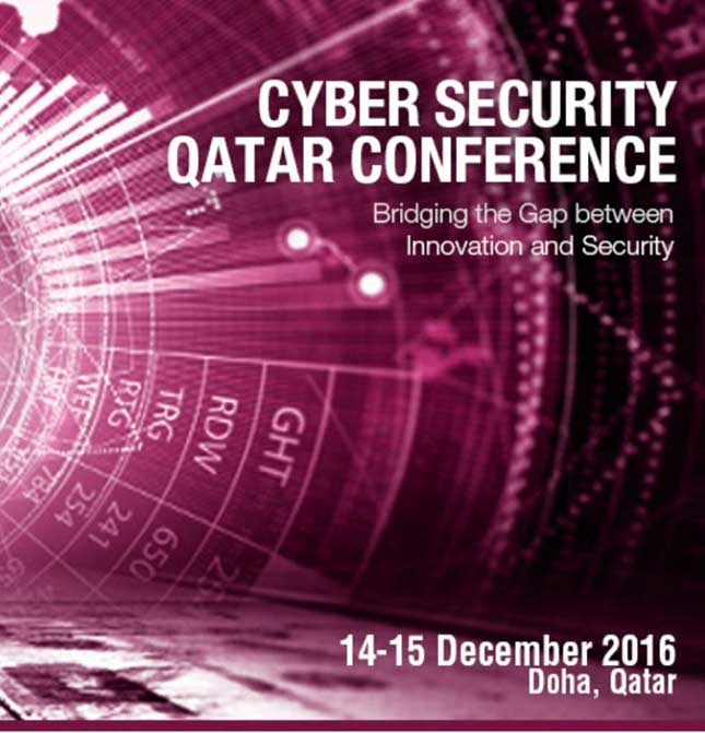 Doha to Host Cyber Security Qatar Conference